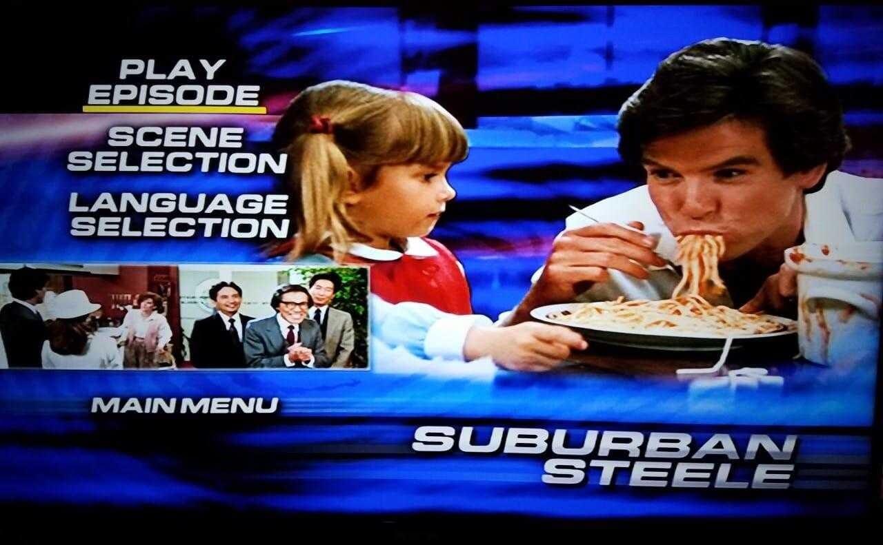 Suburban Steele